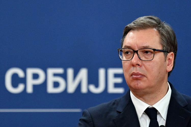Vucic says he never saw alleged non-paper on redrawing borders in WB